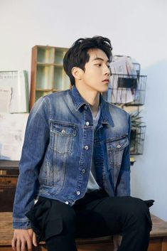 A shopaholic and her boyfriend Nam Joo Hyuk Smile, Nam Joo Hyuk Cute, Nam Joo Hyuk Scarlet Heart, Asian Actors, Korean Actors, Nam Joo Hyuk Wallpaper, Jong Hyuk, Park Bogum, Joon Hyung