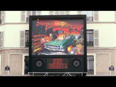 Ford France - Le Pinball Park à Paris
