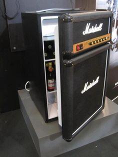 todo lo que un musico necesita! Amplisrefri y son Marshall #TMB