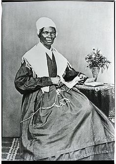 Sojourner Truth  -  images knitting through history
