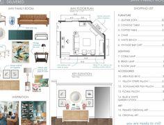 Elegant Home Decor, Affordable Home Decor, Elegant Homes, Interior Design Boards, Interior Design Services, Interior Design Portfolios, Portfolio Design, Interior Design Presentation, Interiores Design