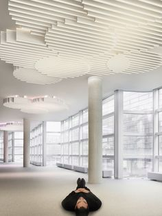 The Only Way is Up: OWA's ceiling systems