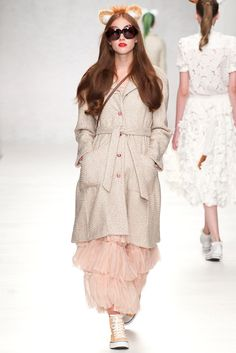 Fashion East S/S 2014 #LFW