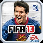 FIFA SOCCER 13 #iPhone Game moves into top 5 paid apps list