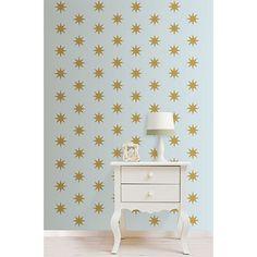 Gold Star MiniPops - Star Wall Decals
