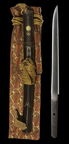 Japanese Sword - Uda Tomohisa - Tanto