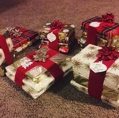 You feel the purest sense of elation when you see your name on a book-shaped present. | 16 Things All Book Nerds Are Guilty Of Doing During The Holidays