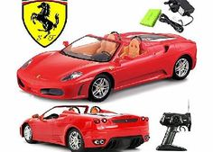Comtechlogic Official Licensed CM-2133 1:14 Ferrari F430 Spider Radio Controlled RC Rechargeable Electric Car - R No description (Barcode EAN = 5060241845476). http://www.comparestoreprices.co.uk/electric-cars-&-other-vehicles/comtechlogic-official-licensed-cm-2133-114-ferrari-f430-spider-radio-controlled-rc-rechargeable-electric-car--r.asp