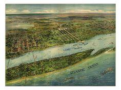 Lake Worth Florida Map.41 Best Vintage Lake Worth Images Lake Worth Old Florida Vintage