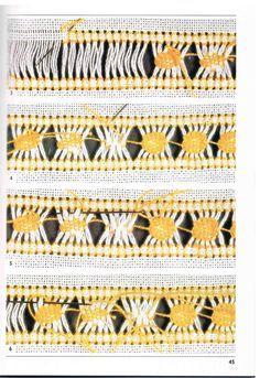 Gallery.ru / Фото #26 - Donatella Ciotti - Hardanger Embroidery - CrossStich