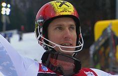 """Marcel Hirscher gewinnt Slalom der Herren in Zagreb - Marcel Hirscher krönte sich auf dem Zagreber Hausberg """"Sljeme"""" erneut zum Schneekönig und kann sich, wie bereits im Vorjahr über die Krone und einen Siegerscheck über 42.000 Euro freuen. Der Salzburger setzte sich mit einer famosen Fahrt in einer Gesamtzeit von 1:56,17 Minuten vor dem Schweden Andre Myhrer (+ 0.57) und seinem Mannschaftskollegen Mario Matt (+ 1.09) durch und feierte seine 15. Weltcupsieg, den 8. im Slalom und ........."""