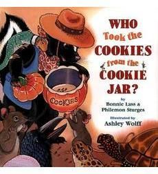 "Who Stole The Cookie From The Cookie Jar Book New Fun Circle Game ""Who Stole The Cookie From The Cookie Jar"" I Used 2018"