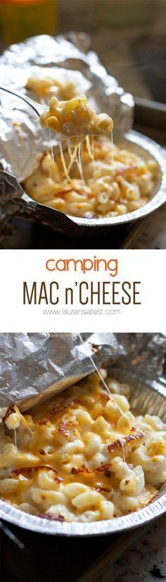 Camping Mac nCheese