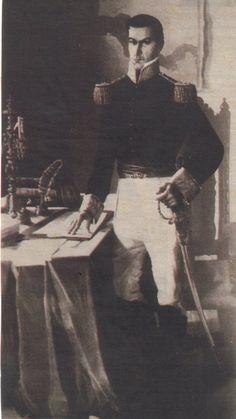 Manuel José Arce, primer presidente de la República Federal de Centro América