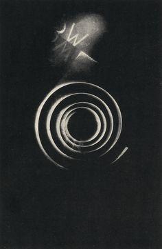 cavetocanvas:  Photogram -László Moholy-Nagy, date unknown