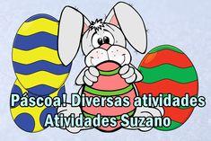 Páscoa diversas atividades!!! | Atividades Pedagogica Suzano