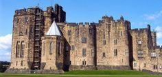 Los 5 castillos 'de película' que no puedes dejar de admirar. Castillo de Alnwick