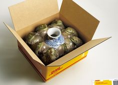 DHL: Frogs (Advertising Agency: BBDO, Taipei, Taiwan)