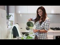Supercharged Food » healthy smoothie recipe