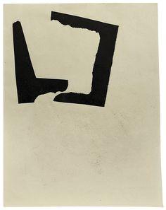 Sin título, 1958 Jorge Oteiza