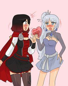 RWBY Valentine's