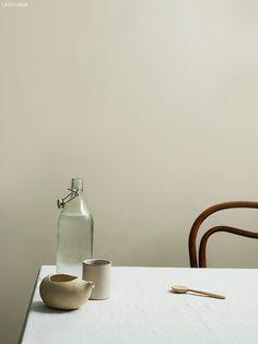 Gi interiøret et personlig preg med LADY Minerals kalkmaling. Decorating Blogs, Interior Decorating, Jotun Lady, Minimalist Home, Minimalist Lifestyle, Wall Treatments, Dream Decor, Scandinavian Interior, Interior Styling