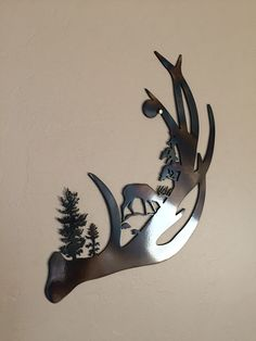 "Outstanding ""metal - art & how to's"" information is offered on our website. Check it out and you will not be sorry you did. Abstract Metal Wall Art, Metal Wall Art Decor, Metal Tree Wall Art, Metal Artwork, Metal Art Projects, Welding Projects, Personalized Metal Signs, Plasma Cutter Art, Copper Art"