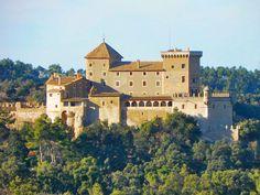 Tarragona Castell de Riudabella -