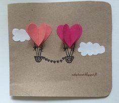 Hääkortti,itse tehty Wedding card diy, craft