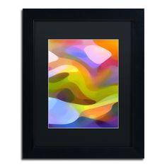 'Dappled Light 8' by Amy Vangsgard Framed Graphic Art