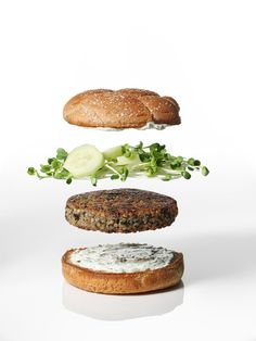 Martha Stewart's Veggie Burgers | 26 Veggie Burgers That Will Make Meat Question Its Very Existence