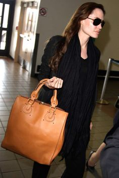 Angelina Jolie S Handbag Collection Is Unlike Anything We Ve Seen From Another Star