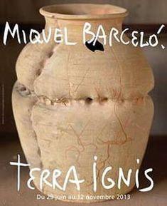 http://www.artactu.com/exposition-miquel-barcelo-terra-ignis---musee-d-art-moderne-de-ceret-article002833.html
