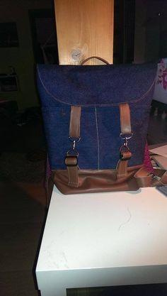 "Rucksack ""Pakke"" von Christine: http://www.kreativlaborberlin.de/naehanleitungen-schnittmuster/rucksack-pakke/"