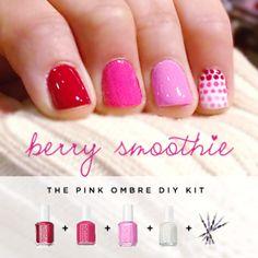 Ombre nail art kit!