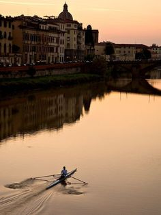 Florence, Italy.  The Arno River.......one of Italy's most beautiful cities.  Visit the Market Plaza, The Ponte Vecchio, the Academia,  the Duomo, the Hill of Michelangelo... the food in this city is OUTSTANDING!