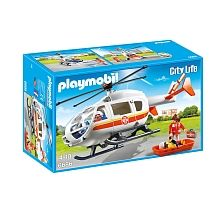 $44.99  Playmobil - Emergency Medical Helicopter