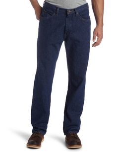 Lee Men's Relaxed Fit Tapered Leg Jean