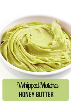 Attention fans of delicious toppings: whipped matcha honey butter is here! Try this recipe today to take your bagels, toast, and muffins to the next level! http://epicmatcha.com/whipped-matcha-honey-butter/?utm_source=pinterest