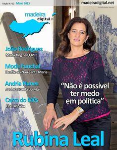 www.madeiradigital.net edição de Maio de 2013