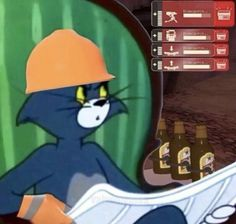 See more 'Tom Reading The Newspaper' images on Know Your Meme! Video Game Memes, Video Games Funny, Funny Games, Valve Games, Tf2 Memes, Team Fortess 2, Xbox, Cute Office, Nintendo