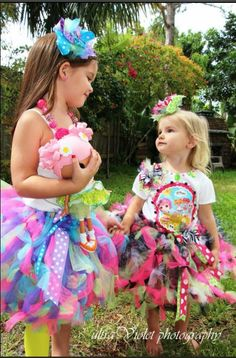 Lalaloopsy birthday party tutu set in your size  on Etsy, $59.99