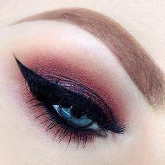 Eyeshadow look by: @ nicola_kate