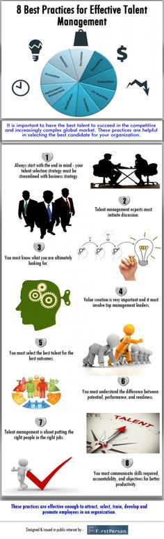 8 Best Practices for Effective Talent Management