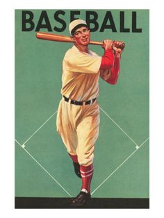 Vintage Sports Posters and Prints