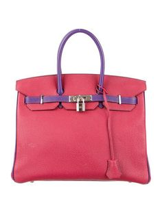 4f6f06fdcff Hermès Togo Birkin 35 Hermes Handbags