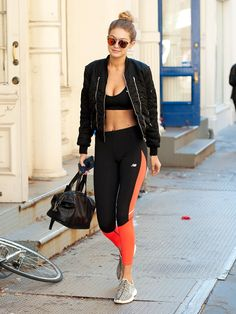 Gigi Hadid's Outfit Is All You Need For Your Fitness Motivation
