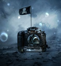 ♂ Dream imagination surrealism pirate_fish_by_beyzayildirim77