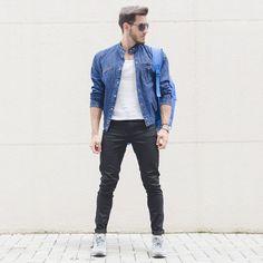 Look da semana no ar! Confere os detalhes de todas as peças no blog www.rodrigoperek.com #fashion #style #outfit #fashionmen #converse #chillibeans #lookdodia