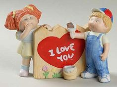 Cabbage Patch Kids Figurine - I Love You Extra Special
